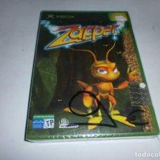 Videojuegos y Consolas: ZAPPER XBOX NUEVO A ESTRENAR Y PRECINTADO. Lote 191428537