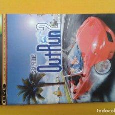 Jeux Vidéo et Consoles: OUT RUN 2 (INSTRUCCIONES). Lote 214991975
