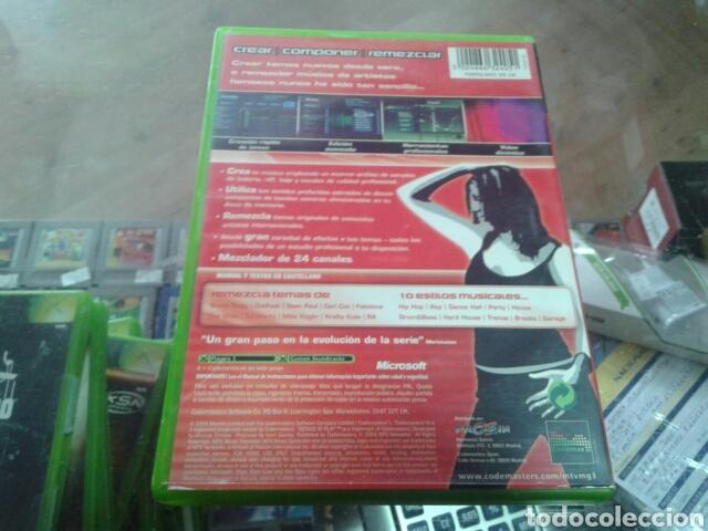 Videojuegos y Consolas: Music generator 3,xbox,pal España - Foto 3 - 80473089