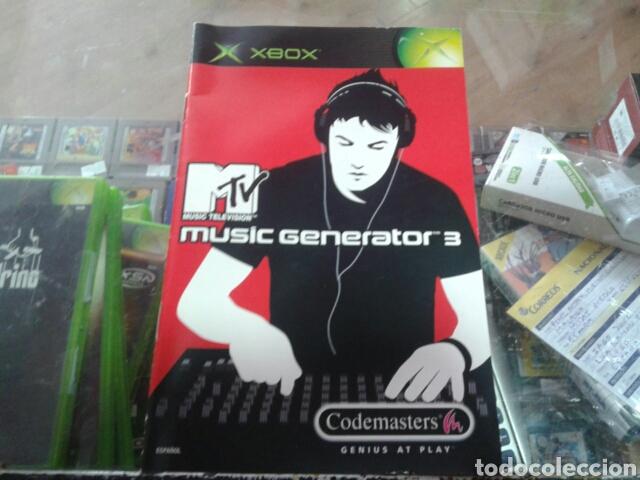 Videojuegos y Consolas: Music generator 3,xbox,pal España - Foto 4 - 80473089