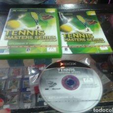Videojuegos y Consolas: TENNIS MASTERS SERIES 2003,XBOX,PAL ESPAÑA. Lote 80624640