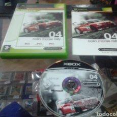 Videojuegos y Consolas: COLIN MCRAE RALLY,XBOX,PAL ESPAÑA. Lote 80626815