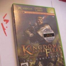 Videojuegos y Consolas: ANTIGUO JUEGO XBOX KINGDOM UNDER FIRE. Lote 90969675
