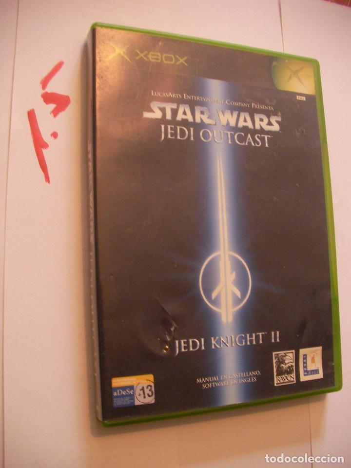 ANTIGUO JUEGO XBOX - STAR WARS (Juguetes - Videojuegos y Consolas - Microsoft - Xbox)