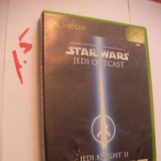 Videojuegos y Consolas: ANTIGUO JUEGO XBOX - STAR WARS. Lote 90969735