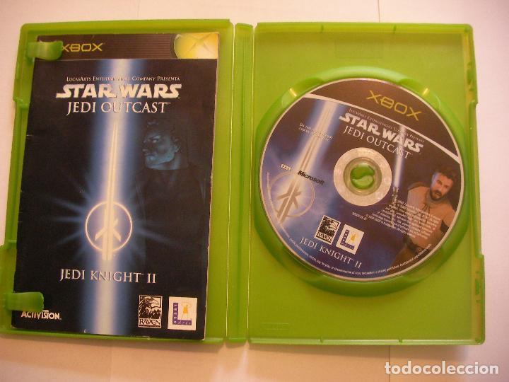 Videojuegos y Consolas: ANTIGUO JUEGO XBOX - STAR WARS - Foto 2 - 90969735