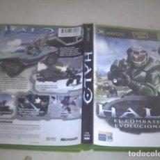 Videojuegos y Consolas: HALO EL COMBATE HA EVOLUCIONADO. Lote 91312560