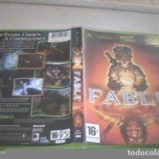 Videojuegos y Consolas: FABLE XBOX. Lote 91313040