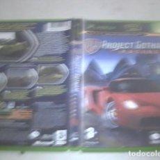 Videojuegos y Consolas: PROJECT GOTHAM RACING 2 . PAL ESPAÑA XBOX. Lote 91406520