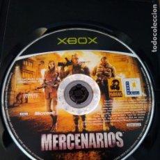 Videojuegos y Consolas: MERCENARIOS XBOX. Lote 92937870