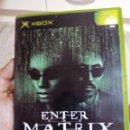 Videojuegos y Consolas: JUEGO XBOX MATRIX. Lote 96766023