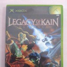 Videojuegos y Consolas: LEGACY OF KAIN DEFIANCE. X-BOX 360. Lote 98238755
