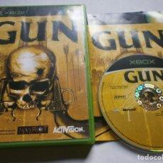 Videojuegos y Consolas: GUN XBOX PAL COMPLETO . Lote 100264143