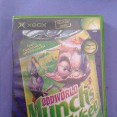 Videojuegos y Consolas: MUNCH ODDYSEE. XBOX. Lote 100386103