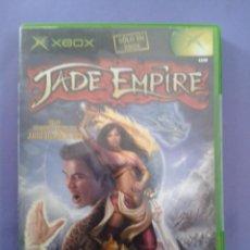 Videojuegos y Consolas: JADE EMPIRE. XBOX. Lote 100386339