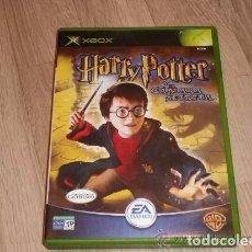 Videojuegos y Consolas: XBOX JUEGO HARRY POTTER Y LA CÁMARA DE LOS SECRETOS. Lote 100786211