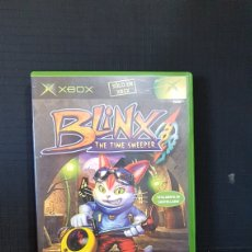 Videojuegos y Consolas: XBOX ORIGINAL BLINX THE TIME SWEEPER. Lote 102960886