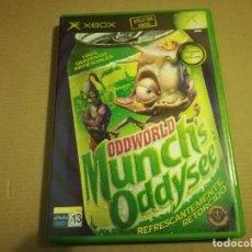 Videospiele und Konsolen - juego xbox ODDWORLD MUNCHS ODDYSEE ABE - 108881335