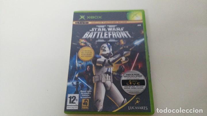 JUEGO PARA XBOX STAR WARS (Juguetes - Videojuegos y Consolas - Microsoft - Xbox)