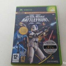 Videojuegos y Consolas: JUEGO PARA XBOX STAR WARS . Lote 110298387
