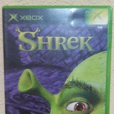 Videojuegos y Consolas: SHREK XBOX PAL ESPAÑA MICROSOFT. Lote 112812767