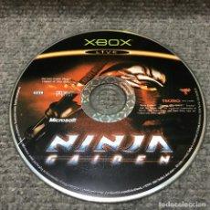 Videojuegos y Consolas: NINJA GAIDEN·XBOX. Lote 112847228