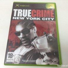 Videojuegos y Consolas: TRUE CRIME NEW YORK CITY. Lote 113368411