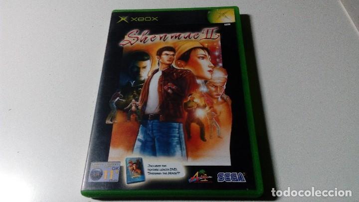 SHENMUE II XBOX 2 DVD CON INSTRUCCIONES MUY DIFICIL 360 ONE (Juguetes - Videojuegos y Consolas - Microsoft - Xbox)