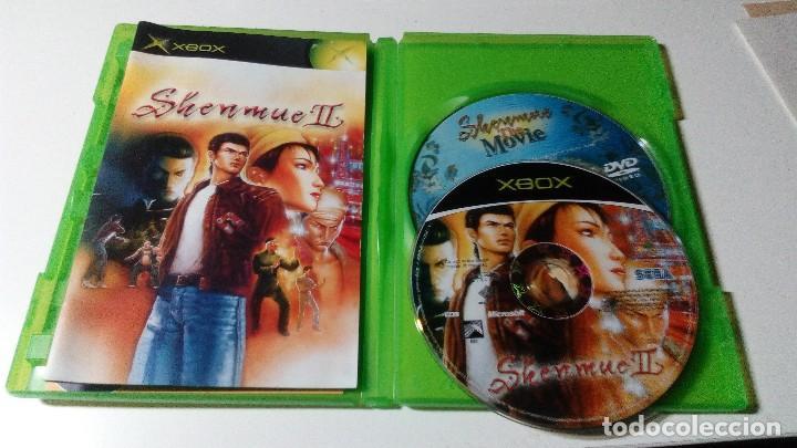 Videojuegos y Consolas: SHENMUE II XBOX 2 DVD CON INSTRUCCIONES MUY DIFICIL 360 ONE - Foto 2 - 115631395