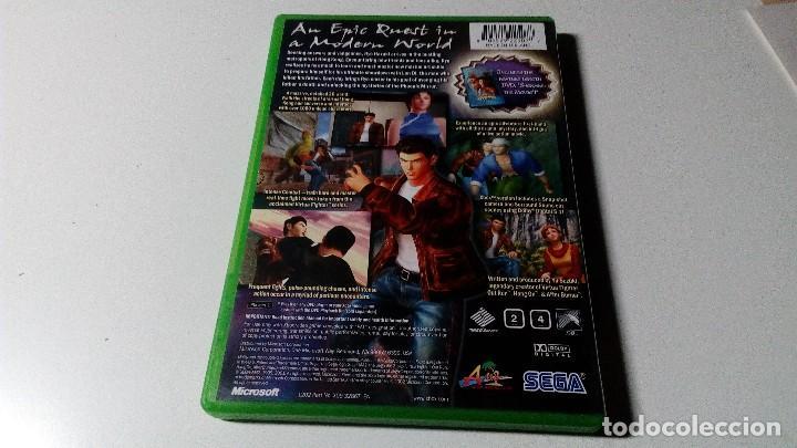 Videojuegos y Consolas: SHENMUE II XBOX 2 DVD CON INSTRUCCIONES MUY DIFICIL 360 ONE - Foto 3 - 115631395