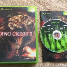 Videojuegos y Consolas: DINO CRISIS 3 CAPCOM XBOX 1 X-BOX MICROSOFT KREATEN. Lote 120750831