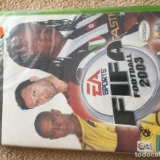 Videojuegos y Consolas: FIFA FOOTBALL 2003 PRECINTADO XBOX 1 X-BOX MICROSOFT KREATEN. Lote 120751219