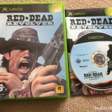 Videojuegos y Consolas: RED DEAD REVOLVER REDEMPTION ORIGINS ROCKSTAR X-BOX MICROSOFT KREATEN. Lote 120752907