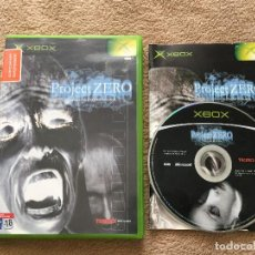 Videojuegos y Consolas: PROJECT ZERO BASADO EN UNA HISTORIA REAL XBOX 1 X-BOX X BOX CASTELLANO KREATEN. Lote 124674119