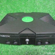 Videojuegos y Consolas: CONSOLA VIDEOJUEGOS XBOX CLÁSICA MICROSOFT. Lote 125143483
