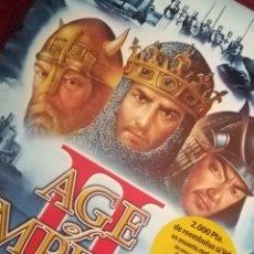 Videojuegos y Consolas: AGE OF EMPIRES II. THE AGE OF KINGS. JUEGO DE MICROSOFT EN PC. Lote 127860176