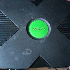 Videojuegos y Consolas: XBOX CLASICA FUNCIONA. Lote 130891975