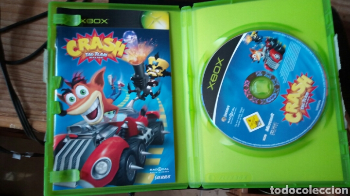Videojuegos y Consolas: Crash tag team racing xbox - Foto 3 - 132260473