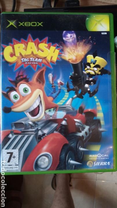 CRASH TAG TEAM RACING XBOX (Juguetes - Videojuegos y Consolas - Microsoft - Xbox)