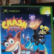 Videojuegos y Consolas: CRASH TAG TEAM RACING XBOX. Lote 132260473