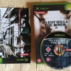 Videojuegos y Consolas: SILENT HILL 4 THE ROOM XBOX. Lote 133001702