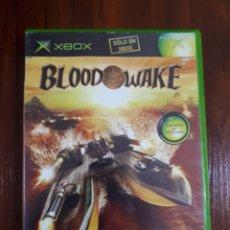 Videojuegos y Consolas: BLOOD WAKE - MICROSOFT XBOX - PAL - LANCHAS - BUEN ESTADO - DIFICIL. Lote 41948450