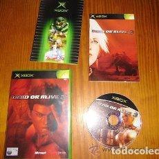 Videojuegos y Consolas: JUEGO XBOX DEAD OR ALIVE 3. Lote 133805206