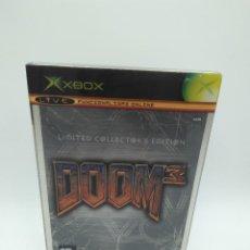 Videojuegos y Consolas: DOOM 3 EDICION LIMITADA XBOX. Lote 135240406