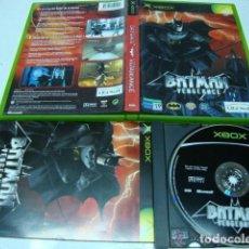 Videojuegos y Consolas: JUEGO XBOX BATMAN VENGEANCE. Lote 156607121