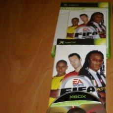 Videojuegos y Consolas: JUEGO XBOX FIFA 2003. Lote 135628550
