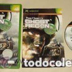 Videojuegos y Consolas: JUEGO XBOX GHOST RECON. Lote 135740799