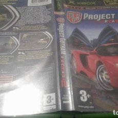 Videojuegos y Consolas: PROJECT GOTHAM RACING 2 ** X-BOX ** PAL ESPAÑA. Lote 136013194
