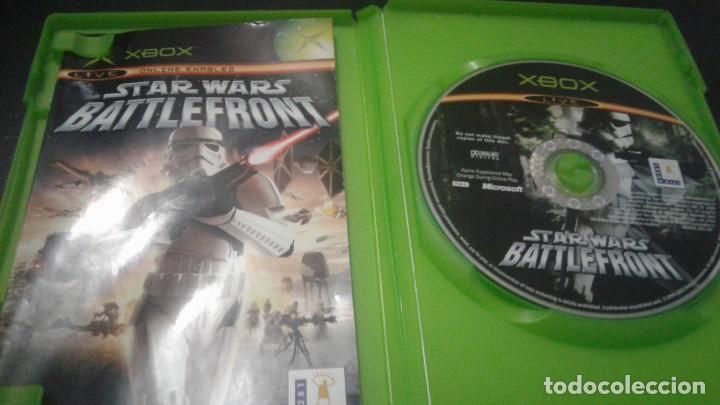 Videojuegos y Consolas: STAR WARS BATTLEFRONT MICROSOFT XBOX - Foto 5 - 136021206
