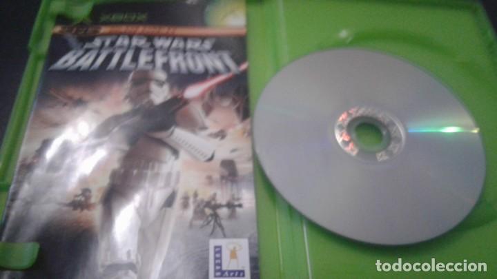 Videojuegos y Consolas: STAR WARS BATTLEFRONT MICROSOFT XBOX - Foto 6 - 136021206